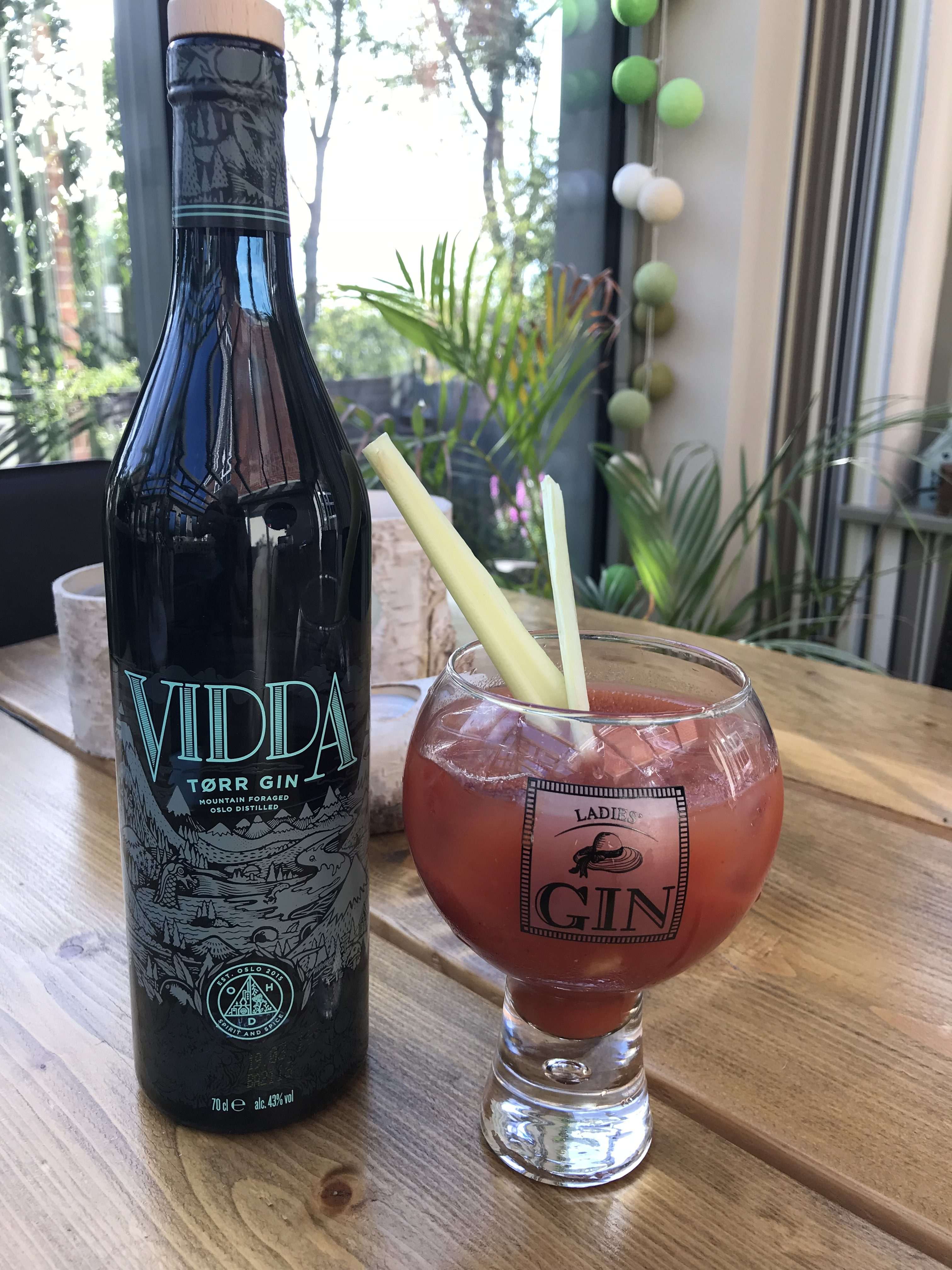 Here is the Vidda Torr Gin fro Oslo, Norway.