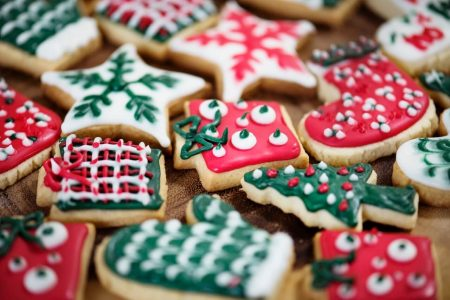 Christmas Cookies and Treats - Brewcover Christmas - Beer Insurance