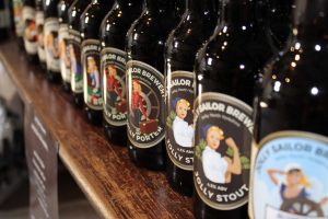 Jolly Sailor Brewery have a range of beers available on their website.