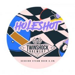 Steam Beer - Holeshot Session Steam Beer for Twinshock Brewery - Microbrewery - Brewcover - Beer Insurance